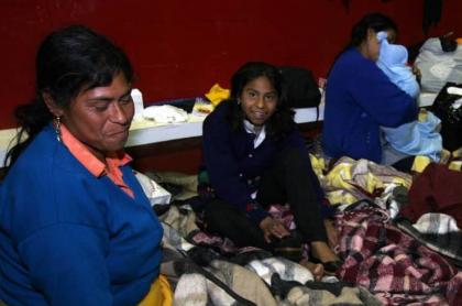 Indígenas mexicanas (imagen de referencia).