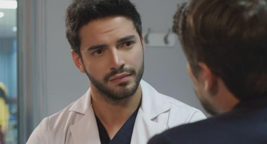 Sebastián Carvajal, actor.