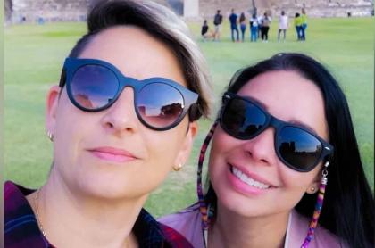Camila Chain y Kelly Barrios