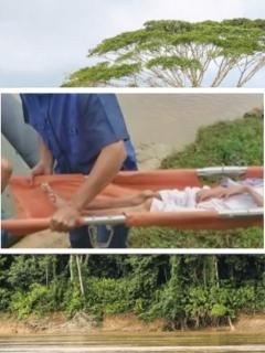 Familia colombiana se perdió 34 días en selva amazónica peruana, y vivió para contarlo