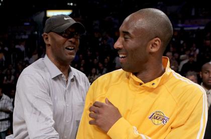 Joe y Kobe Bryant