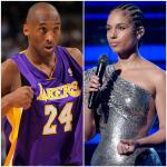 Kobe Bryant y Alicia Keys