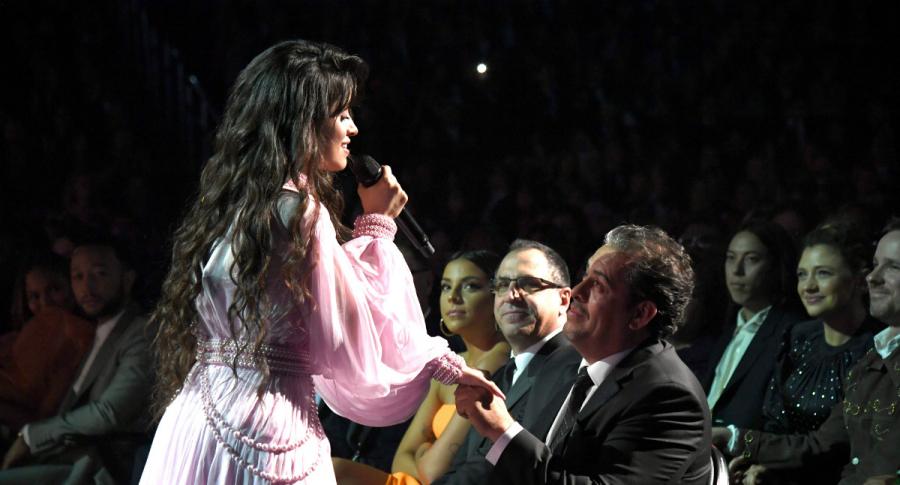 Camila Cabello y su papá, Alejandro Cabello