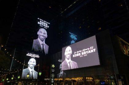 Muerte Kobe Bryant