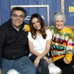 Rodrigo García, Mila Kunis y Glenn Close