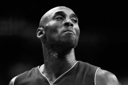 Kobe Bryant - Getty.