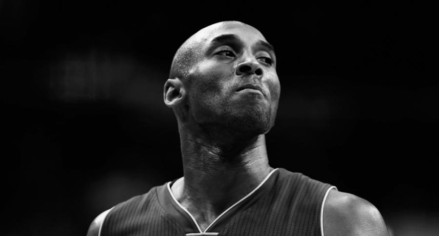 Kobe Bryant - Getty.