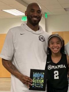 [Video] Así jugaba al baloncesto Gianna, la talentosa hija de Kobe Bryant