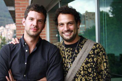 Raúl Ocampo y Roberto Urbina