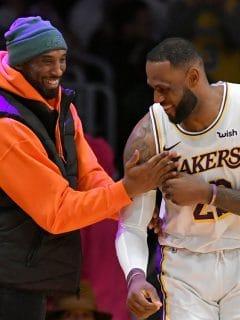 Conmovedor mensaje de LeBron James (con promesa incluida) por la muerte de Kobe Bryant