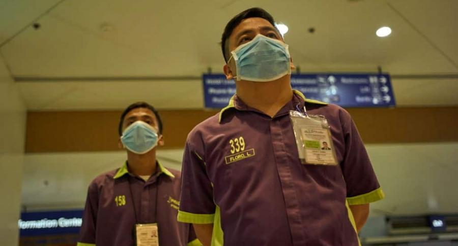 Coronavirus en Filipinas