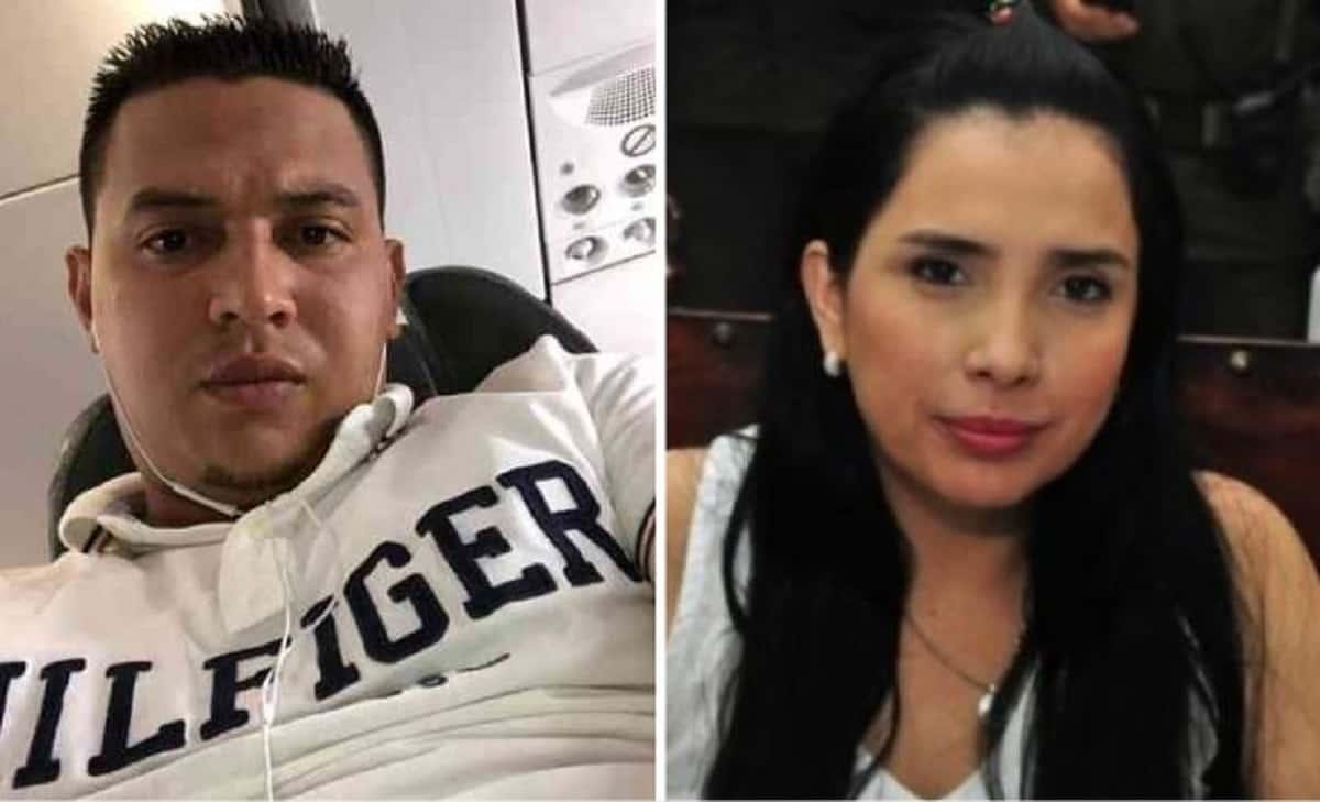 Yeico Vargas Silvera y Aída Merlano Rebolledo