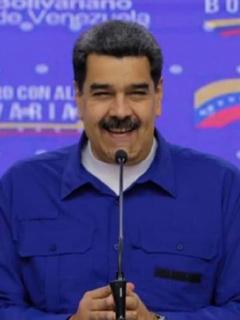 """""""Una verdadera ridiculez"""", eso piensa Maduro del pedido de extradición dirigido a Guaidó"""