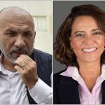 Roy Barreras y Nancy Patricia Gutiérrez