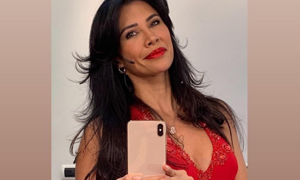 Martha Isabel Bolaños, actriz.