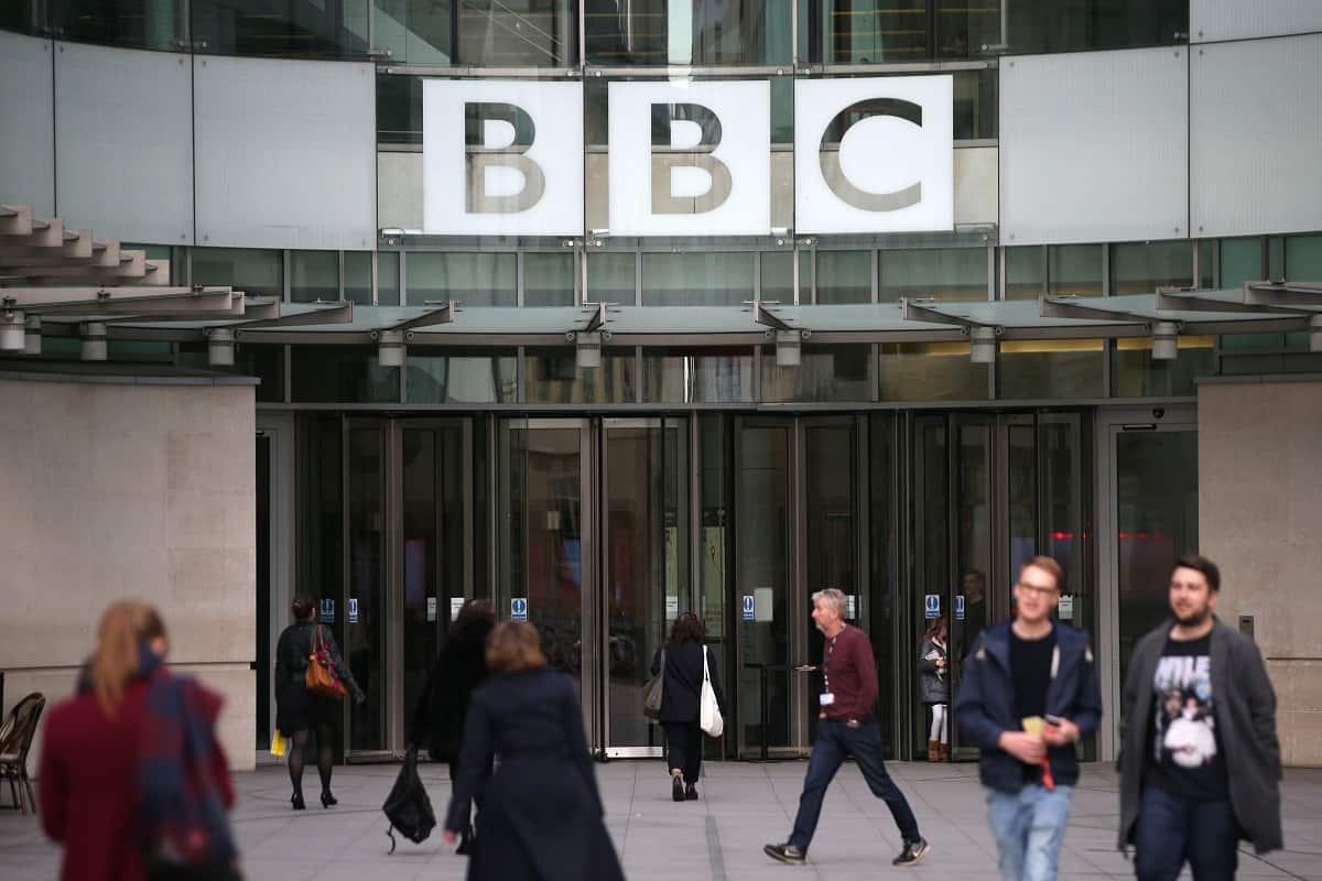 Edificio de la BBC
