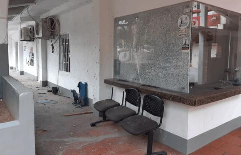 Estación de Policía de Tame, Arauca