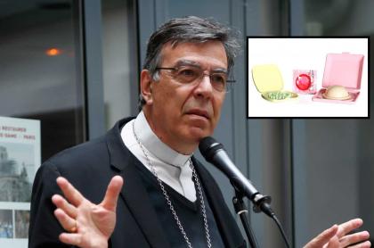Michel Aupetit, arzobispo de París