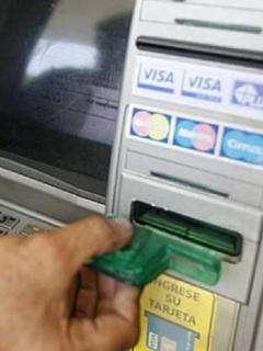Robo en entidad bancaria