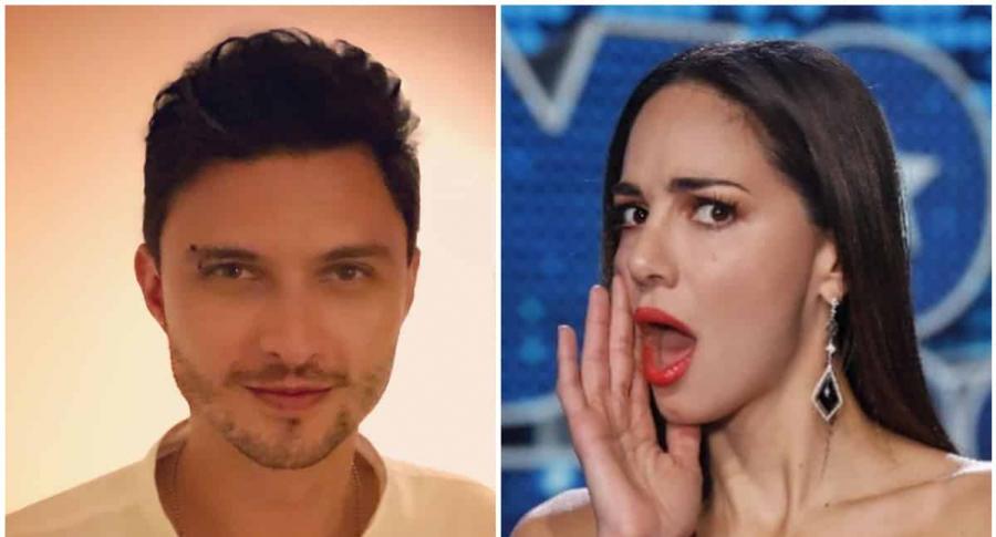 Diego Sánez y Valerie Domínguez