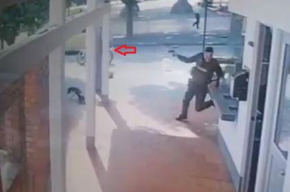 Ataque a Policía en Tame
