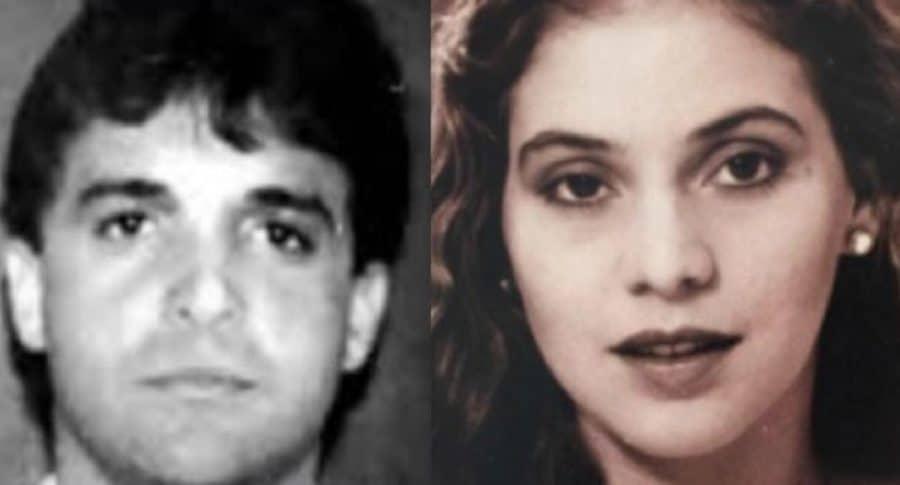 Jaime Saade y Nancy Mestre