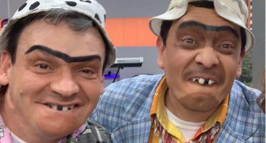 Don Jediondo y Suso el paspi