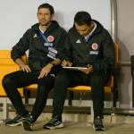 Arturo Reyes, técnico de la Selección Colombia Sub 23.