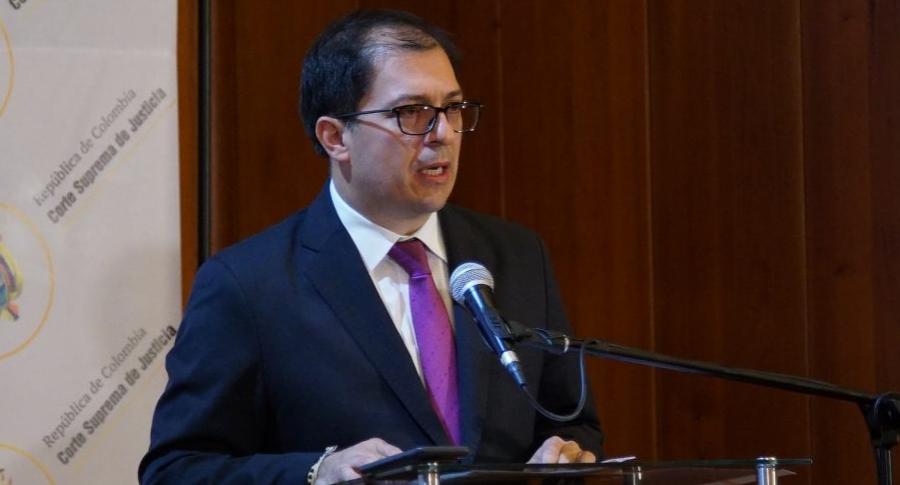 Francisco Barbosa, nuevo fiscal general