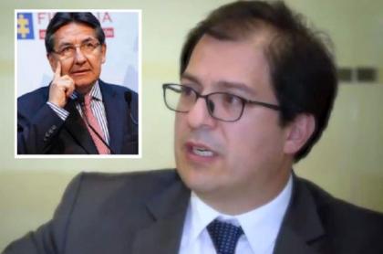 Francisco Barbosa, elegido fiscal general de la Nación