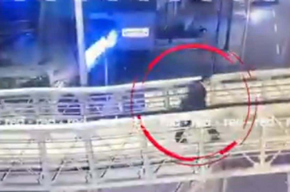 Hombre que disparó a tres ladrones en Bogotá