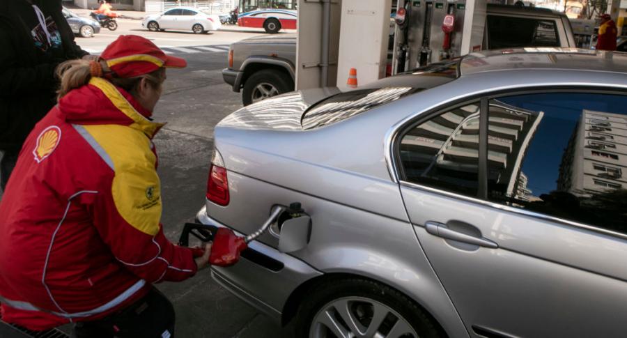 Precios de la gasolina.