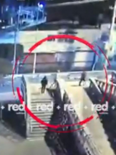 7 grandes dudas que deja el homicidio de 3 presuntos ladrones en un puente peatonal