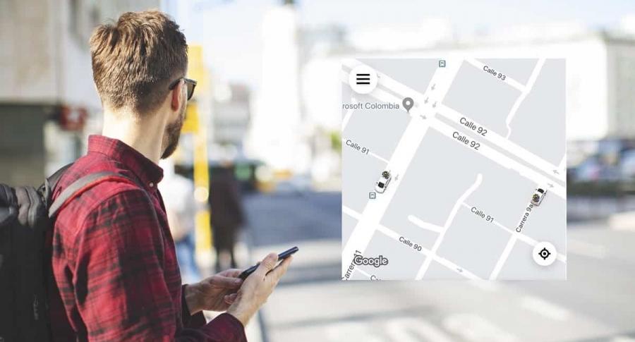 Uber desactivado en Colombia