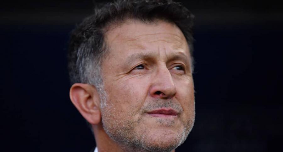 Juan Carlos Osorio, técnico de Atlético Nacional.