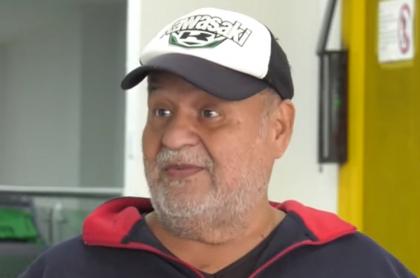Elí Mejía, alias 'Carcelero de las Farc' o 'Martín Sombra'