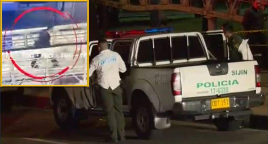 Caso de triple homicidio en Bogotá