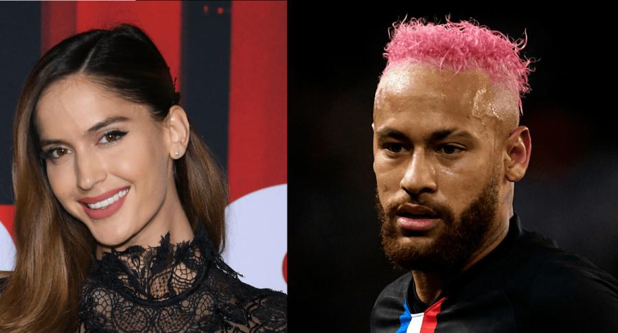 Natalia y Neymar