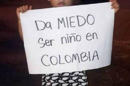 Asesinato de niña en Tumaco