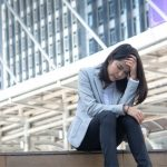 Mujer desempleada