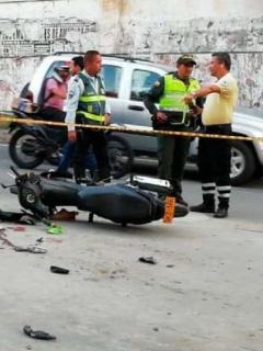 Muerte de fletero en Floridablanca