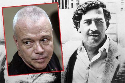 'Popeye' y Pablo Escobar