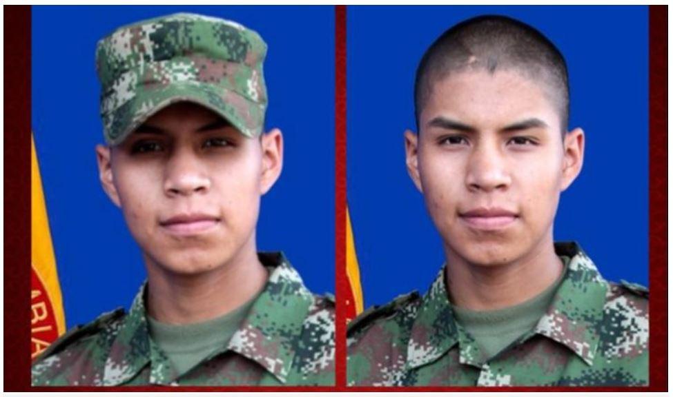 Foto: Ejército vía Caracol Radio