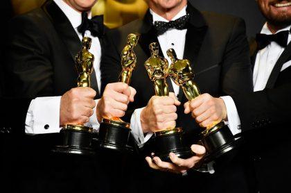 Estatuillas premios Óscar.