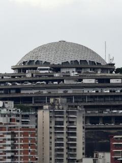 Helicoide sede del Sebin en Caracas