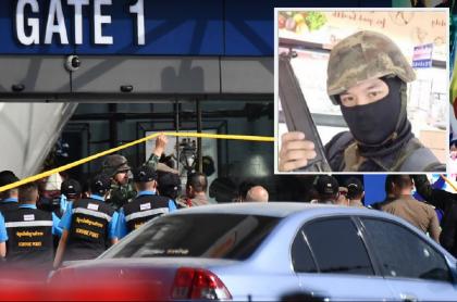 Zona aledaña al tiroteo | Jakapanth Thomma