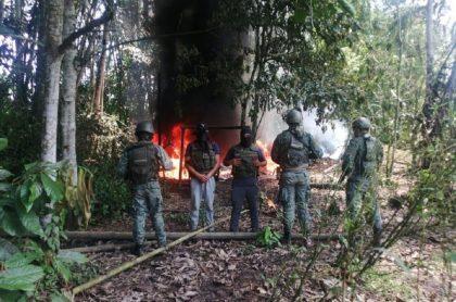 Presunta incursión del Ejército Ecuatoriano