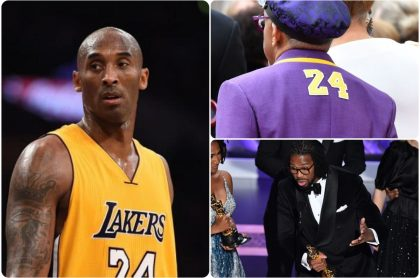 Kobe Bryant, Spike Lee y Matthew A. Cherry