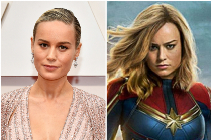 Brie Larson, 'Capitana Marvel'