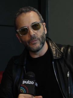 José Gaviria, cantante y productor.
